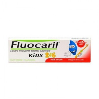 FLUOCARIL KIDS GEL FRESA