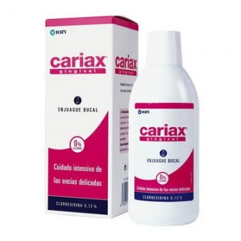 CARIAX GINGIVAL COLUTOR 500 ML