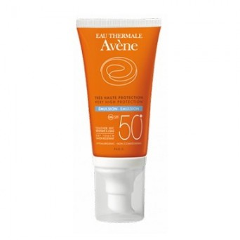 AVENE COLOREADA EMULSION SPF-50+ MUY ALTA PROTEC