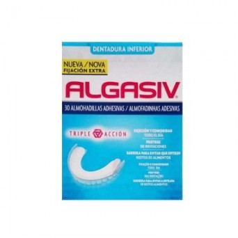 ALGASIV DENTADURA INFERIOR 30U