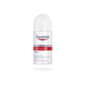 EUCERIN ANTITRANSP ROLL ON 50