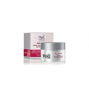 Roc Pro-Define Crema Antiflacidez Reafirmante Textura Rica 50 ml