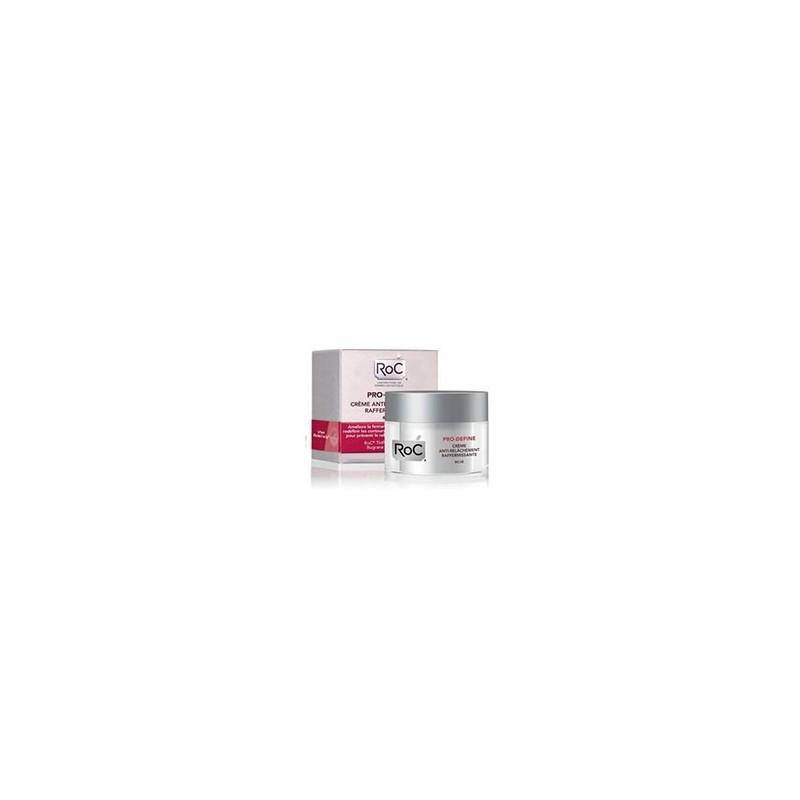 Roc Pro-Define Crema Antiflacidez Reafirmante Textura Rica 50 ml