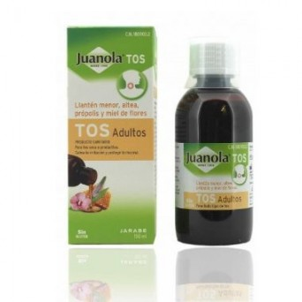 JUANOLA TOS ADULTOS JARABE 150 ML