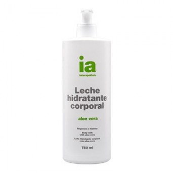 INTERAPOTHEK LECHE CORPORAL ALOE 750 ML
