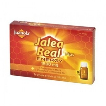 JUANOLA JALEA REAL ENERGY PLUS 14 VIALES