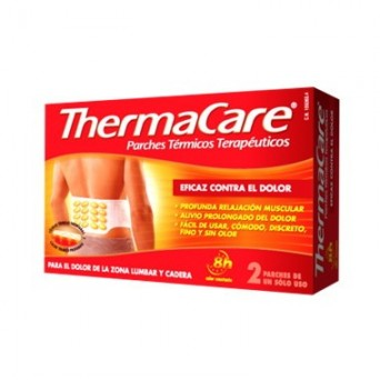 THERMACARE CUELL+HOMB+MUÑ 6 UN