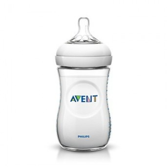 2 x Biberon Philips Avent Pp Natural 260 ml