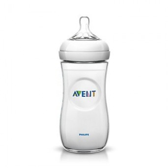 Biberón Philips Avent Natural SCF696/17 330ml 1ud