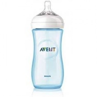 2 x BIBERON PP NATURAL PHILIPS AVENT 330 ML