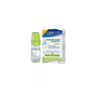 OPTICALM PLUS GOTAS OCULARES 10 ML