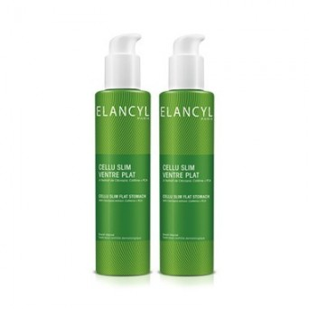 ELANCYL CELLU-SLIM VIENTRE PLANO PACK DUPLO 2 X 150 ML