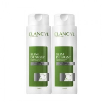 Elancyl Slim Design Anticelulítico Pack Duo 200 ml 2 ud