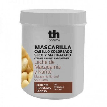 TH PHARMA MASCARILLA LECHE MACADAMIA 700ML