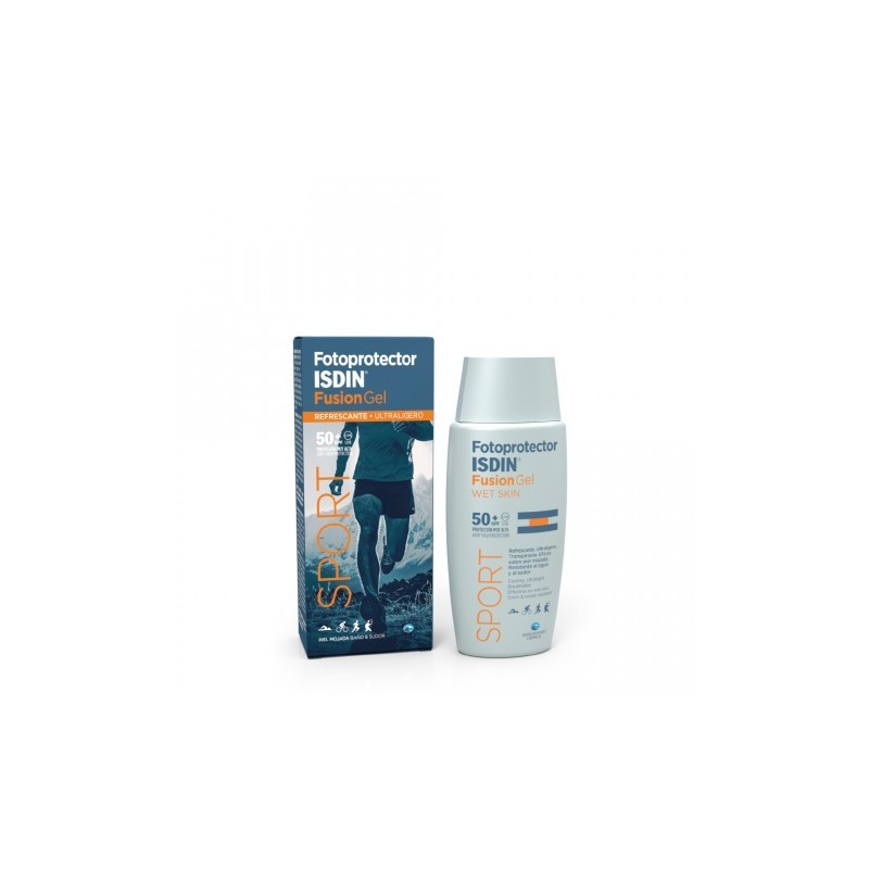 Fotoprotector Isdin SPF 50+ Fusion Gel Sport 100 ml