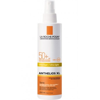 Anthelios Spray Muy Alta Proteccion SPF 50+ 200 ml