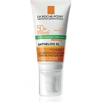 Anthelios XL Gel Crema Toque Seco SPF 50+ Con Color 50 ml