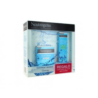 NEUTROGENA HYDRO BOOST CR/GEL SECA +CONTORNO