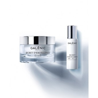 Pack Día de la Madre Galenic: Secret D'excellence Crema 50ml + Sérum Concentrado 10ml