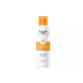 Eucerin Sun Spray Solar Transparente Toque Seco FPS 50+ 200ml