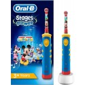 CEPILLO ORAL B Stages Power Music Timer